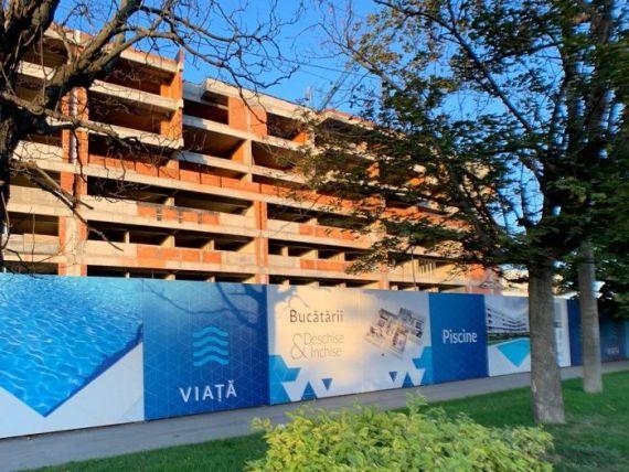 Atria Urban Resort a vândut 25% din cele 398 apartamente incluse în faza II a proiectului rezidențial estimat la peste 100 mil. euro