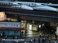 Faimoasele  trenuri glonț  japoneze au rămas fără călători.  Este imposibil să revenim la perioada pre-COVID