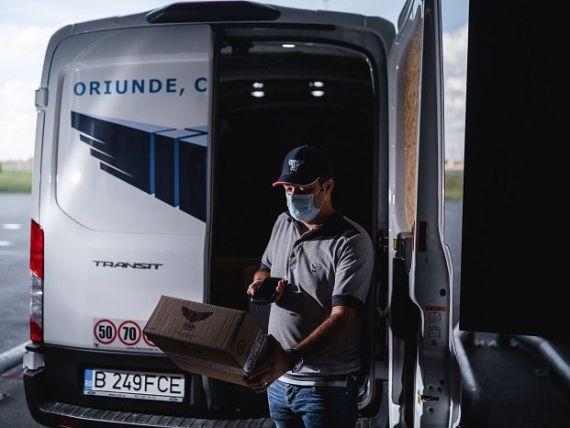 FAN Courier a investit 4 milioane de euro într-un  upgrade tehnologic , pentru a crește productivitatea curierilor