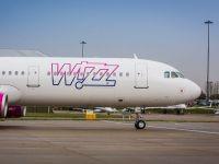 Wizz Air scade prețurile cu 30% pe anumite zboruri. Promoția, valabilă joi până la miezul nopții