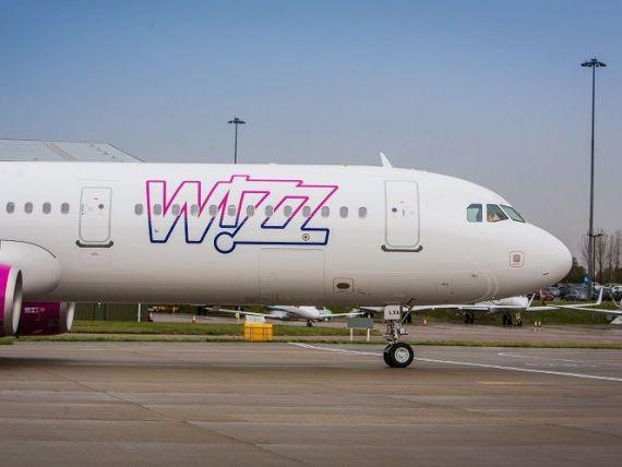 Wizz Air reduce la jumătate prețurile pentru călătoriile de sărbători, pe anumite zboruri