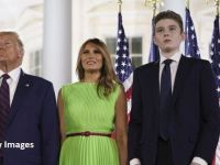 Barron Trump, fiul cel mic al preşedintelui SUA, a fost testat pozitiv la coronavirus