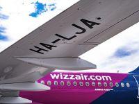Wizz Air taie cu 30% prețurile biletelor, vineri și sâmbătă, pe anumite zboruri selectate