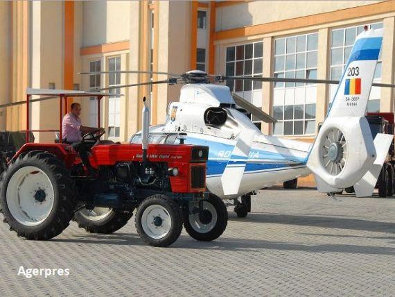 Egiptul vrea să revitalizeze tractorul românesc de tip U650, pentru piața africană