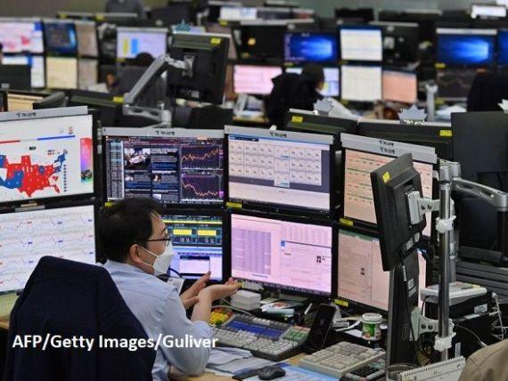 Nervozitate  pe burse, după alegerile din SUA. Rezultatul incert creează nesiguranță pe piețele internaționale