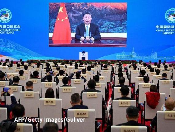 China se deschide și mai mult și plănuiește importuri în valoare de 22.000 mld. dolari, în următorul deceniu. Va fi singura economie majoră care crește în acest an