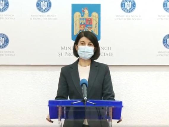 Violeta Alexandru, nemulțumită de instituțiile din subordine: Inspecţia Muncii e ruptă de realitate, iar ANOFM e un simplu secretariat pentru cei ce intră în şomaj