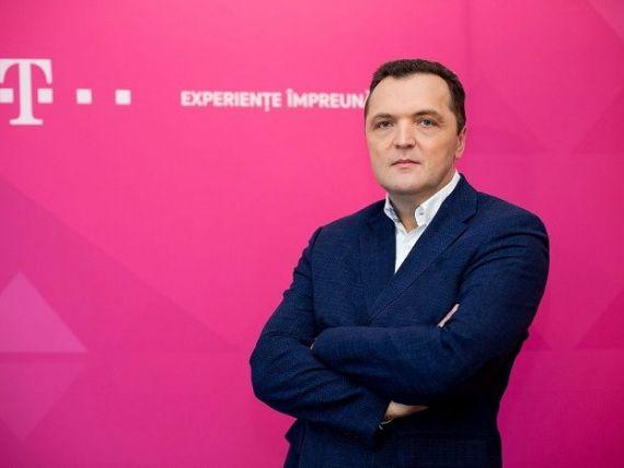 Vladan Pekovic, numit CEO al Telekom Romania