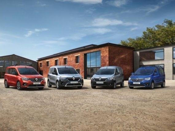 Renault prezintă noile modele Kangoo şi Express, ce vor fi comercializate din 2021. Proprietarul Dacia îşi va electriza întreaga gamă de autoutilitare şi monovolume până în 2022