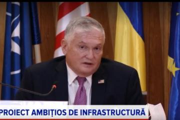 Via Carpathia, proiectul de infrastructură cu care americanii vor să lege Marea Neagră de Marea Baltică. Discuțiile privind traseul și finanțarea au început la Ministerul Transporturilor
