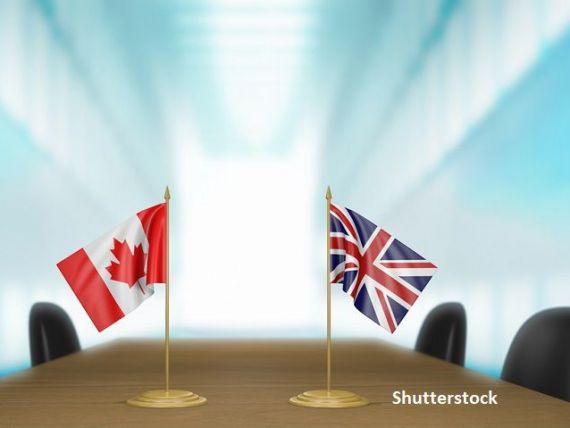 Regatul Unit și Canada au semnat un acord comercial post-Brexit, care reproduce condițiile de care Marea Britanie a beneficiat ca membră UE