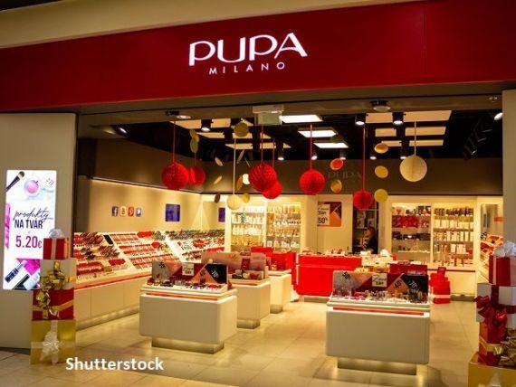 Retailerul italian de cosmetice PUPA deschide încă trei magazine în România, în mall-urile AFI din Bucureşti, Ploieşti şi Braşov