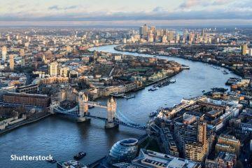 Blue Air zboară zilnic spre Londra, din 1 decembrie. Prețurile biletelor pornesc de la 30 euro/segment