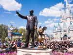 Compania Walt Disney va concedia 32.000 de angajaţi în prima jumătate a anului 2021, majoritatea la parcurile tematice