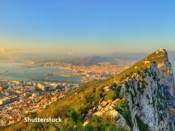 Gibraltar, enclavă britanică din sudul Spaniei, vrea să adere la spațiul Schengen, pentru a pastra libera circulație după Brexit