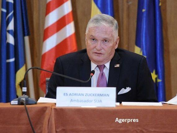 Americanii vor să finanțeze proiecte de 7 miliarde de dolari în România. Preşedintele Băncii de Export-Import a Statelor Unite soseşte luni la Bucureşti