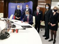 Eximbank USA finanțează proiecte de 7 mld. dolari în România. Americanii vor să construiască reactoarele 3 și 4 de la Cernavodă și să scoată gazele din Marea Neagră