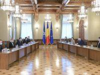 Zi de consultări între Klaus Iohannis și partidele parlamentare, pentru desemnarea viitorului premier