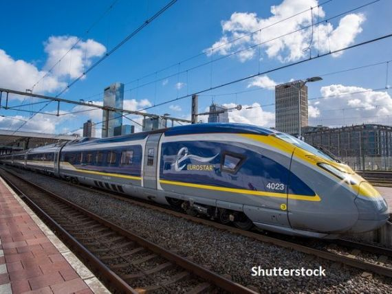 Cum se va circula cu Eurostarul, pe sub Canalul Mânecii, după încheierea perioadei de tranziţie post-Brexit. Grănicerii francezi vor patrula și vor face controale în trenuri