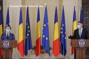 Klaus Iohannis l-a desemnat pe Florin Cîţu pentru funcţia de premier. Ministru de Finanțe în Guvernul Orban, Cîțu a fost economist la Banca Naţională a Noii Zeelande, BEI și ING Bank