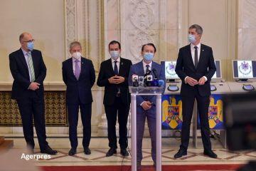 Lista completă a miniștrilor propuși în viitorul Guvern condus de Florin Cîțu: 9 ministere ajung la PNL, 6 la USR-PLUS și 3 la UDMR. Cine preia Finanțele