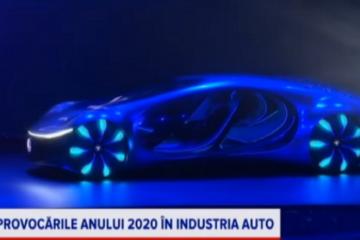 Industria auto nu a pus frână în pandemie. Cele mai spectaculoase automobile apărute în 2020. Prima maşină zburătoare a obţinut dreptul de a circula