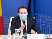 """Cîțu anunță că Guvernul va abroga legea care interzice statului să vândă participații în companiile naționale: """"Nu este vorba de înstrăinarea acţiunilor, ci de a atrage capital în România"""""""