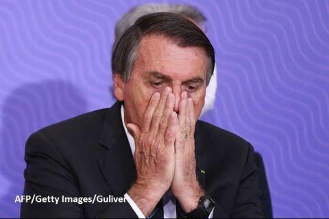 Cea mai mare economie a Americii Latine este în faliment, anunță președintele:  Nu pot face nimic. Aş vrea să reduc impozitele, dar avem acest virus alimentat de presă