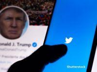 Twitter a pierdut 2,5 mld. dolari din valoarea de piaţă, după suspendarea contului preşedintelui Trump. Acţiunile au scăzut cu peste 6%