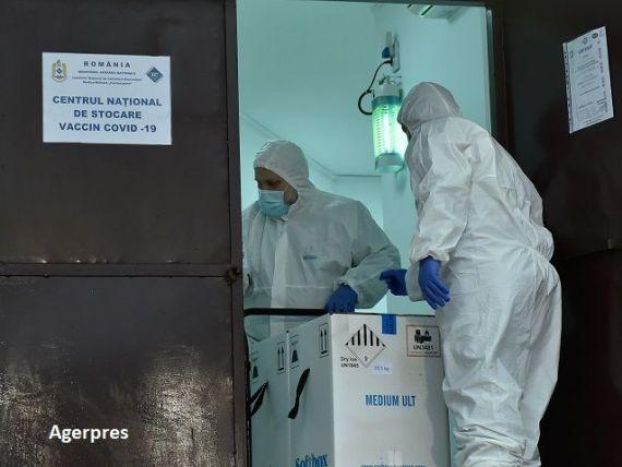 România solicită încă 8 mil. de doze de vaccin BioNTech/ Pfizer. Cîțu:  Asigurăm dozele necesare pentru imunizarea cât mai multor cetăţeni care vor să se protejeze de COVID-19