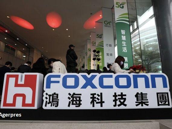 După iPhone, Foxconn trece la asamblări auto pe bază de contract, pentru companiile din întreaga lume, inclusiv Apple, care lucrează la propriile mașini electrice