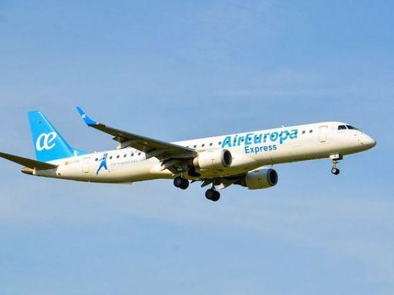 IAG, care deţine British Airways, va prelua compania spaniolă Air Europa, pentru jumătate de miliard de euro