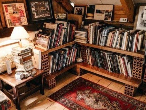 (P) Află cum un anticariat de cărți te ajută să obtii mai mult spațiu în casă