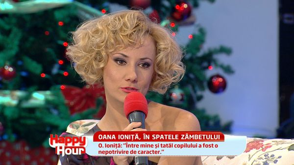 "Oana Ionita a suferit o depresie puternica inainte sa participe ""Dansez pentru tine"". Cum a trecut peste momentele dificile din viata ei"
