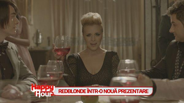 """""""Veveritele"""" RedBlonde pregatesc prima lor piesa, in colaborare cu Razvan 'Krem' Alexe. Vezi cum au decurs filmarile pentru videoclip: VIDEO"""