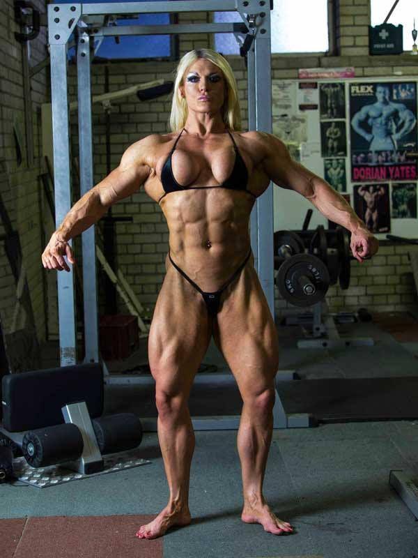 Cea mai puternică femeie din lume. 90% dintre bărbați nu au forța ei. Cum arată - IMPACT