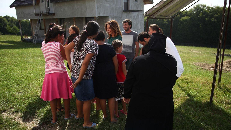Echipa Visuri la cheie i-a indeplinit dorinta Maicii Serafima de a le oferi cat mai multor copii o viata normala!