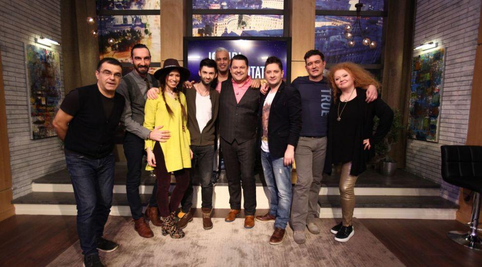 Mihai Margineanu, Cristina Balan, Narcisa Suciu si Willmark se distreaza la Jocuri de celebritate, de la 23:00