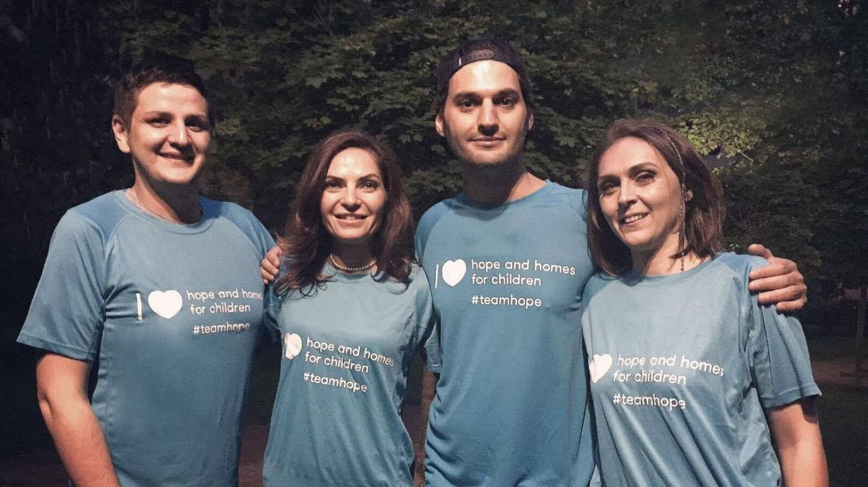 Echipa Visuri la cheie alearga duminica aceasta la Semimaratonul Bucuresti!