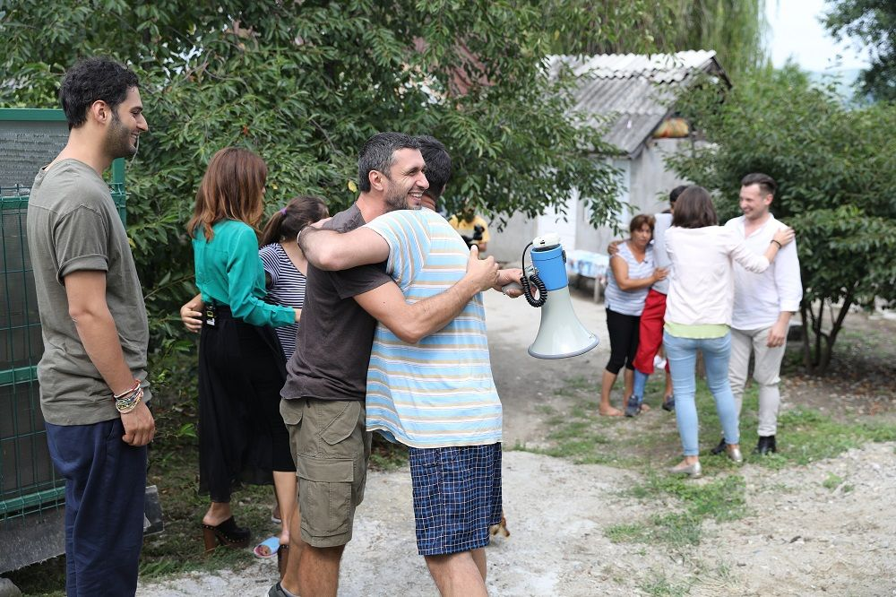 Echipa Visuri la cheie a construit de la zero o casa superba pentru familia Marinoiu