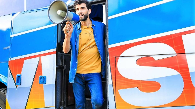 Corneliu Ulici, prezentatorul Visuri la cheie, incantat de echipa sa entuziasta