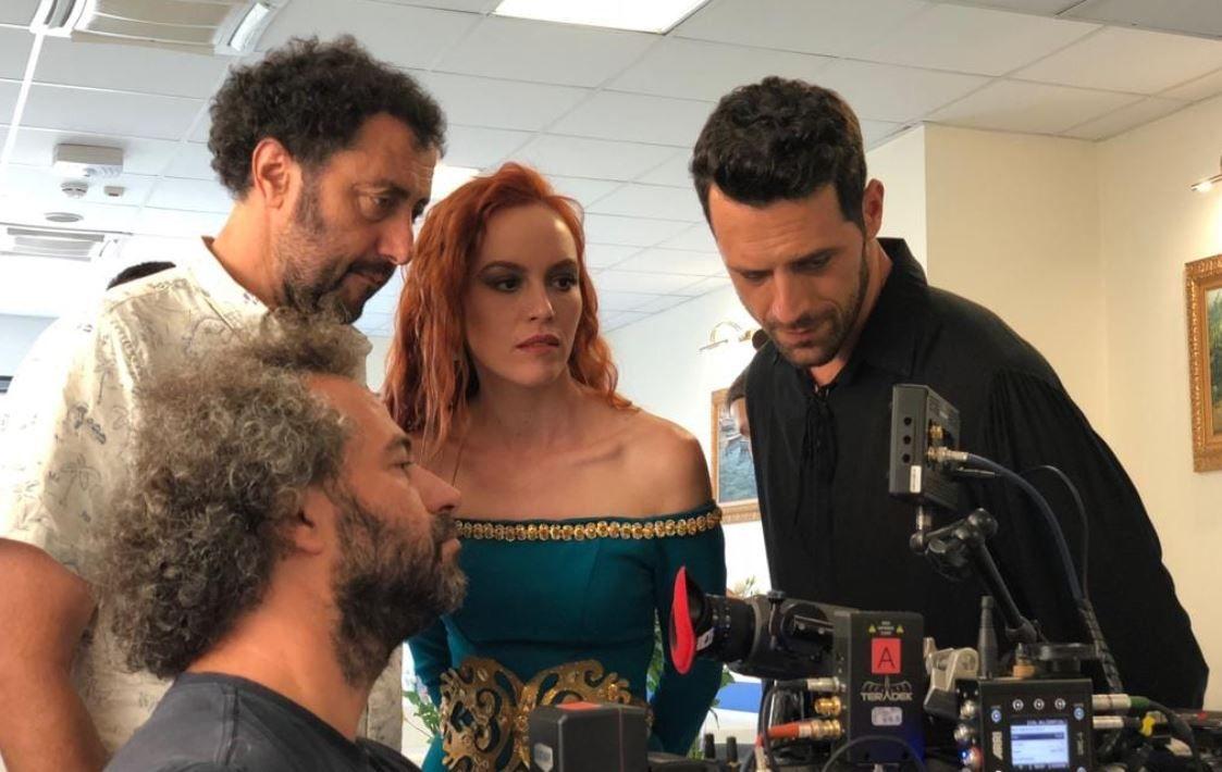 PRO TV a început filmările pentru VLAD, o superproducție despre trădare, iubire și răzbunare