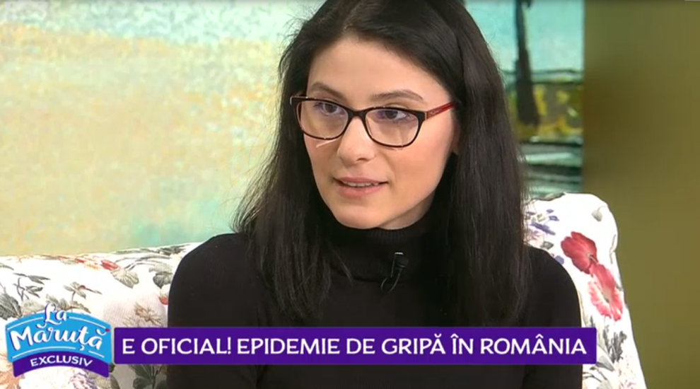 VIDEO E oficial! Epidemie de gripă în România