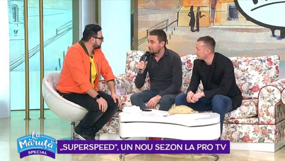 """VIDEO """"Superspeed"""" revine cu un nou sezon la PRO TV!"""