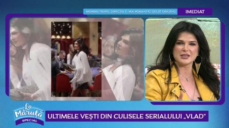 """VIDEO Monica Bîrlădeanu și Victoria Raileanu ne aduc ultimele vești despre serialul """"Vlad"""""""