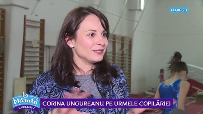 VIDEO Corina Ungureanu, pe urmele copilăriei