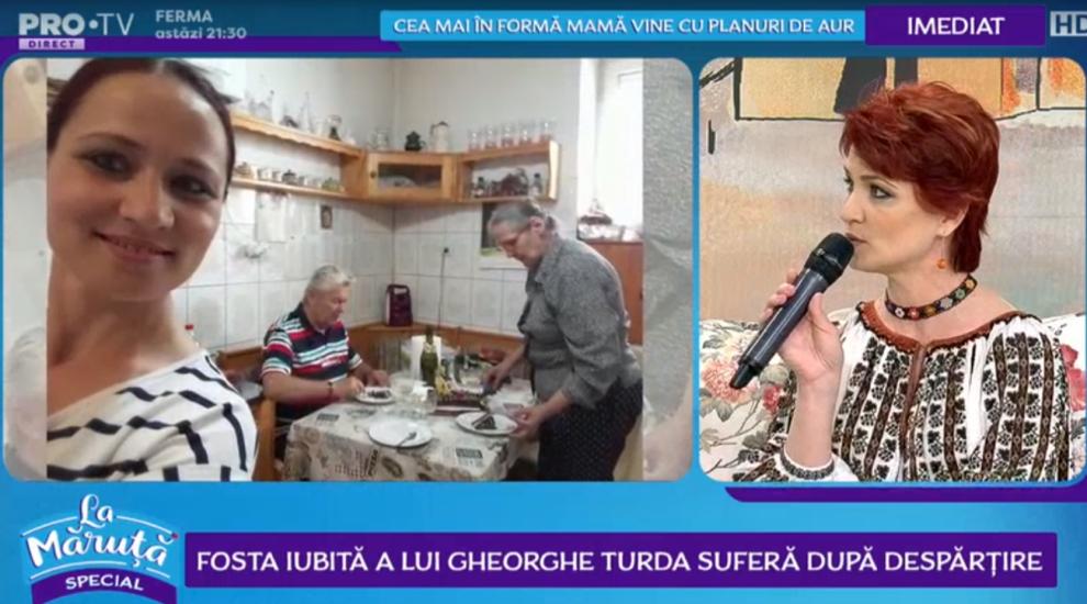 VIDEO Fosta iubită a lui Gheorghe Turda suferă după despărțire