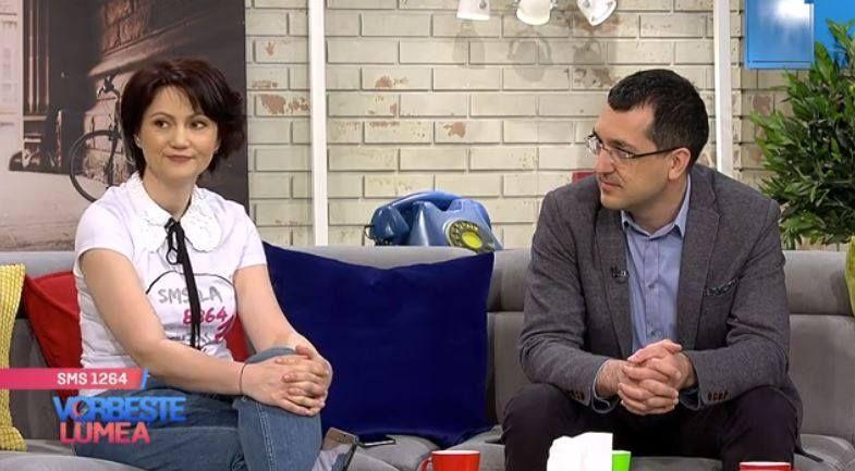Vlad Voiculescu și Carmen Uscatu, despre sistemul medical: În România, nu se duce lipsă de fonduri, ci de bun-simț