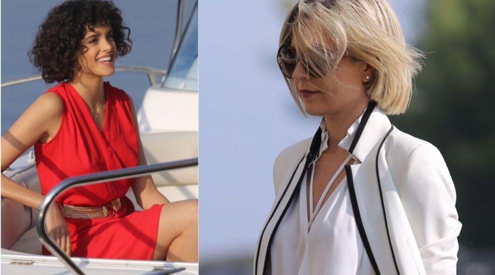 """(P) Ținutele actrițelor din serialul """"VLAD"""". De unde se îmbracă Diana Sar și Victoria Raileanu"""