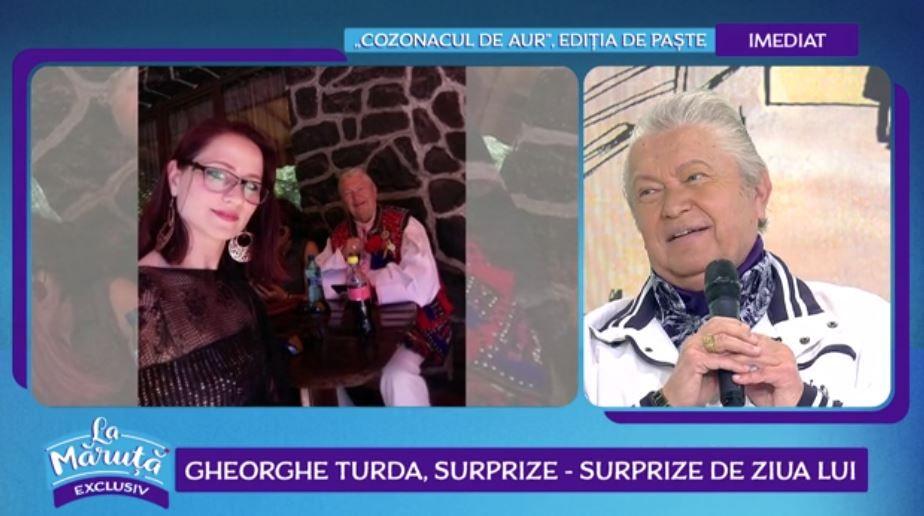 Gheorghe Turda, despre relația cu Nicoleta Voicu